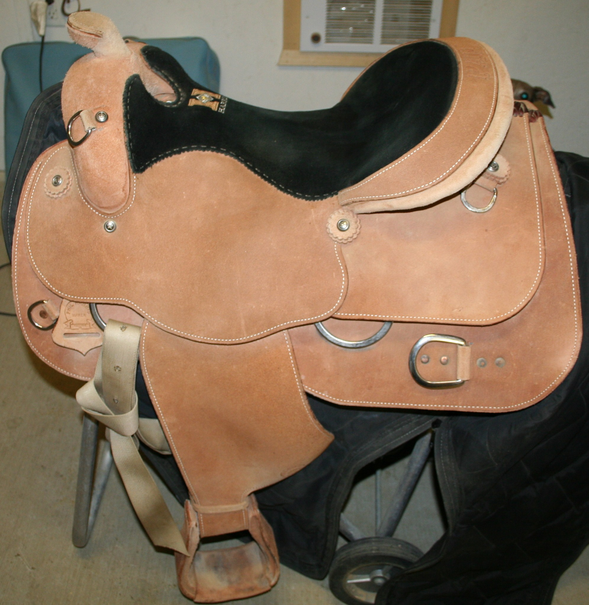 HARRIS SADDLE FOR SALE
